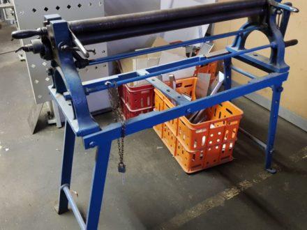 Zakružovačka plechu XO 1000/2 použitá