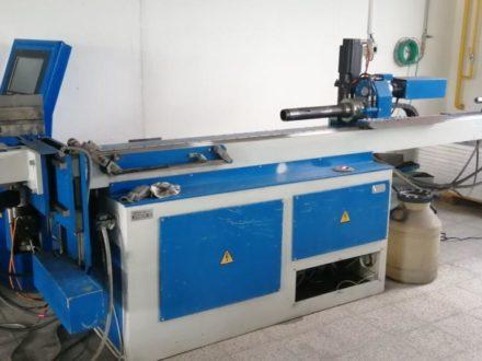 Ohýbačka trubek IB 40MTC CNC, použitá