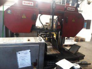 Pila pásová BIANCO MOD 320 A CNC 90